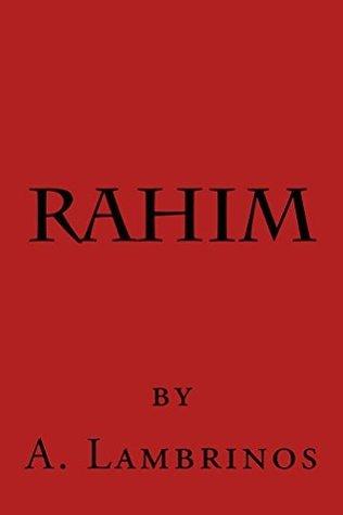 Rahim A Lambrinos
