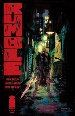 Rumble #1  by  John Arcudi