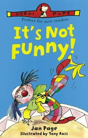 Its Not Funny Jan Page
