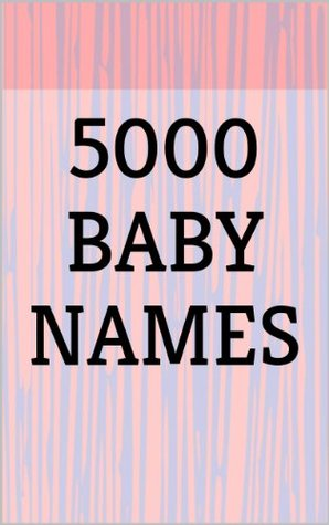 5000 Baby Names S. Russell