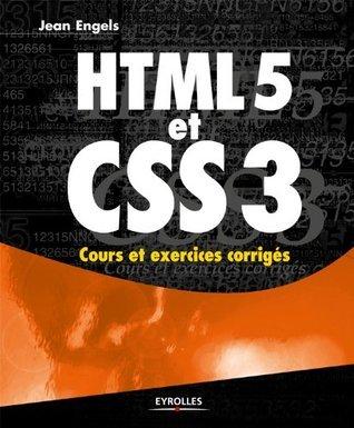 HTML5 et CSS3 Jean Engels