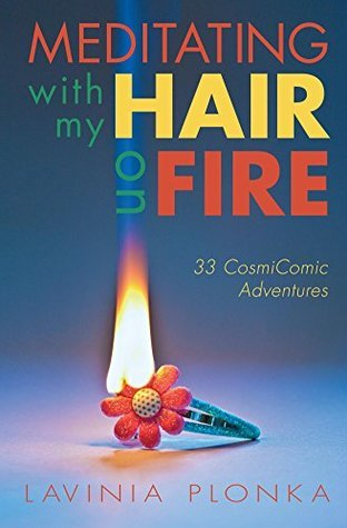 Meditating With My Hair On Fire: 33 CosmiComic Essays  by  Lavinia Plonka