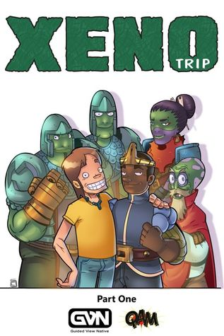 Xeno Trip: Part One  by  Quinton Miles