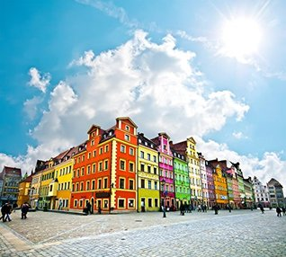 Colorful city of Wroclaw - Photo Gallery  by  Fred Kox