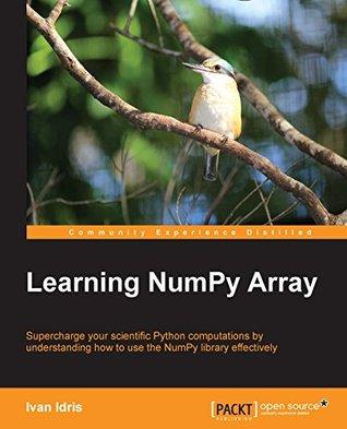 Learning NumPy Array Ivan Idris