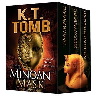 Chyna Stone Adventures: First Three Novels K.T. Tomb