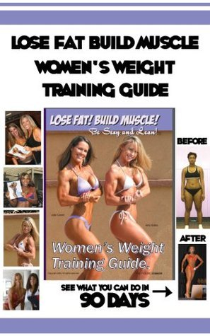 Lose Fat. Build Muscle. Womens Weight Training Guide. Daniel Burke