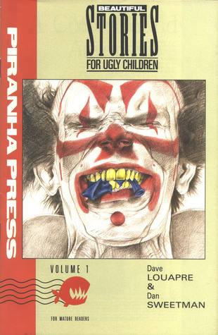 A Cotton Candy Autopsy (Beautiful Stories for Ugly Children, #1)  by  Dave Louapre