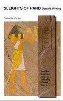 Sleight of Hand: Derrida Writing Dawne McCance