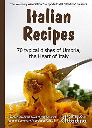 Italian Recipes  by  Associazione Lo Sportello del Cittadino