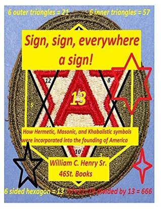 Sign, Sign, Everywhere A Sign!  by  William Henry