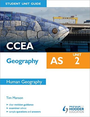 Ccea Geography as  by  Tim Manson