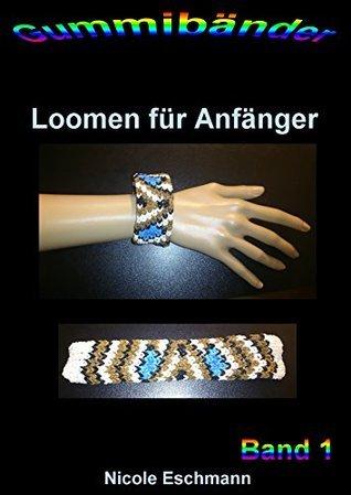 Gummibänder breite Armbänder Band 1  by  Nicole Eschmann