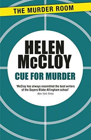 Cue For Murder  by  Helen McCloy