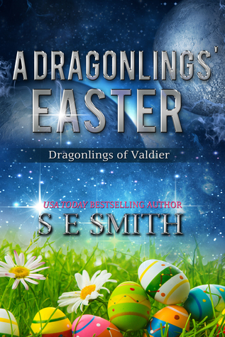 A Dragonlings Easter (Dragon Lords of Valdier, #6.5)  by  S.E.  Smith
