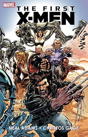 First X-Men Christos Gage