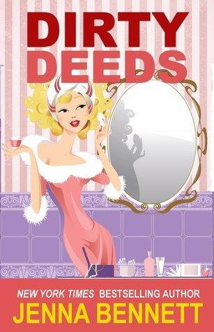 Dirty Deeds ( A Savannah Martin Mystery, #9 )  by  Jenna Bennett