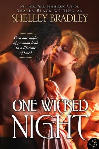 One Wicked Night Shayla Black