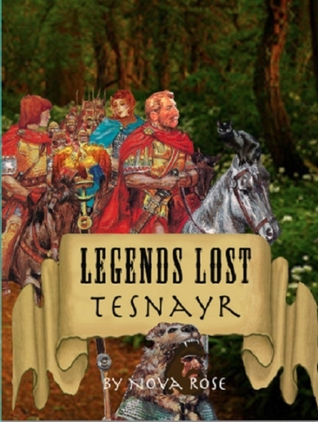 Legends Lost Tesnayr Janet McNulty