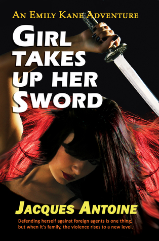 Girl Takes Up Her Sword Jacques  Antoine