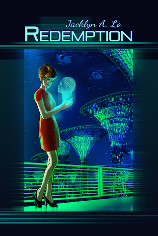 Redemption: Supernatural Time-Traveling Thriller with Sci-fi and Metaphysics  by  Jacklyn A. Lo