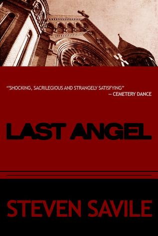 The Last Angel Steven Savile