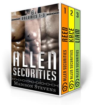 Allen Securities Box Set Madison Stevens