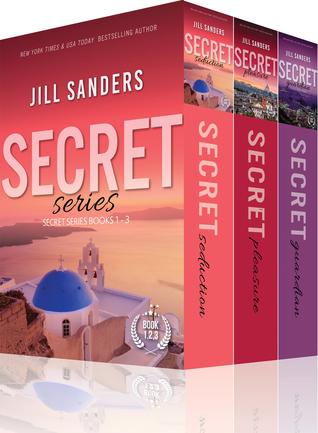Secret Series Box Set (Secret, #1-4) Jill Sanders
