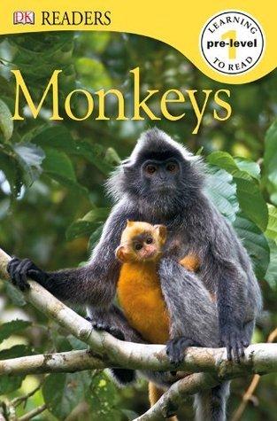 DK Readers L0: Monkeys DK Publishing