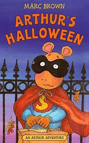 Arthurs Halloween (Arthur Adventure Series) Marc Brown