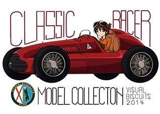 Classic Racer Model Collection tokihama jiro