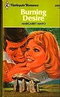 Burning Desire Margaret Mayo