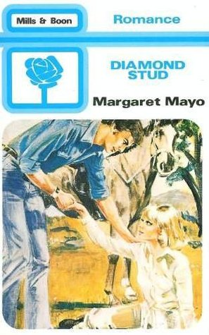 Diamond Stud Margaret Mayo