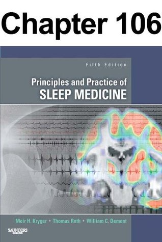 Medical Therapy for Obstructive Sleep Apnea: Chapter 106 of Principles and Practice of Sleep Medicine Meir Kryger