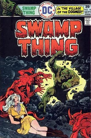 Swamp Thing Vol.1 #18 David Michelinie