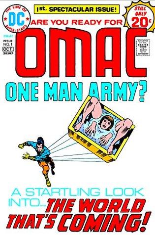 O.M.A.C. (1974-) #1  by  Jack Kirby