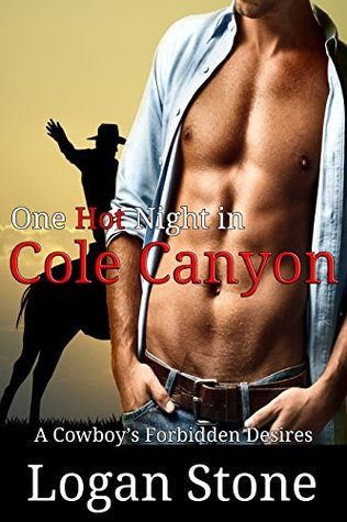 One Hot Night in Cole Canyon: A Cowboys Forbidden Desires  by  Logan Stone