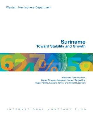 Suriname: Toward Stability and Growth: 9 Masahiro Nozaki