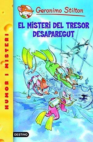 10- El misteri del tresor desaparegut  by  Geronimo Stilton