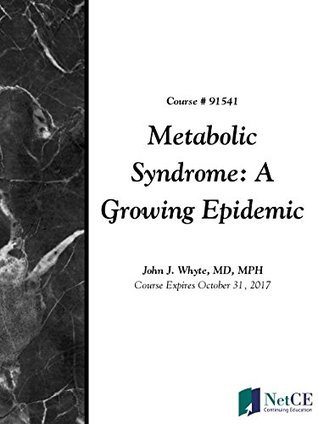 Metabolic Syndrome: A Growing Epidemic  by  NetCE