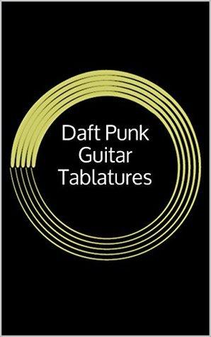 Daft Punk Guitar Tablatures  by  Jason Lee