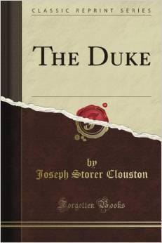 The Duke  by  J. Storer Clouston