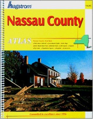 Hagstrom Nassau County NY Atlas: Nassau County, New York  by  Hagstrom Map Company