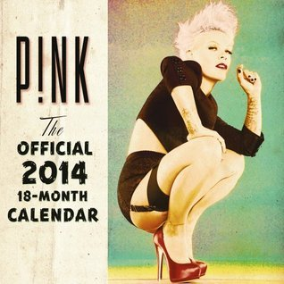 Pink 2014 Square 12x12 Bravado  by  NOT A BOOK
