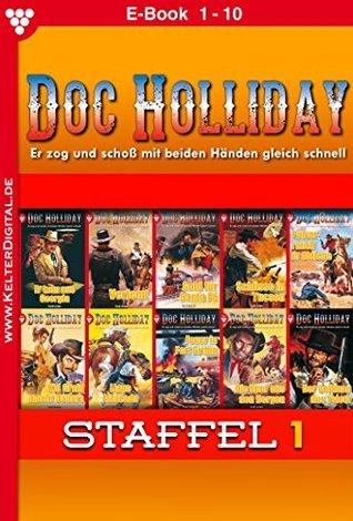 Doc Holliday Staffel 1: Doc Holliday Staffel 1 - Western Frank Laramy