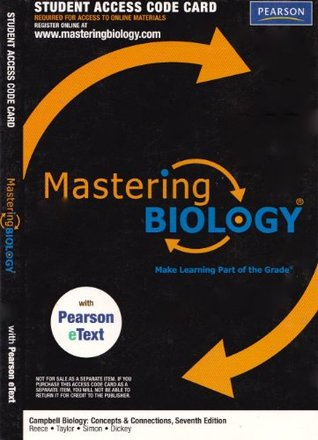 Mastering Biology, 7th Edition  by  Jane B. Reece