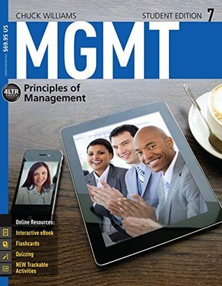 MGMT 7 (New, Engaging Titles from 4LTR Press) Chuck Williams