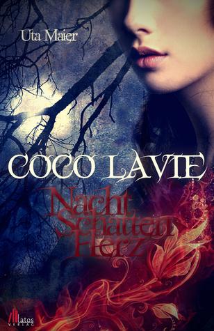 Coco Lavie: Nachtschattenherz (Coco Lavie Band 2)  by  Uta Maier