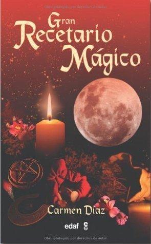 Gran Recetario Magico  by  Carmen Diaz Fernandez
