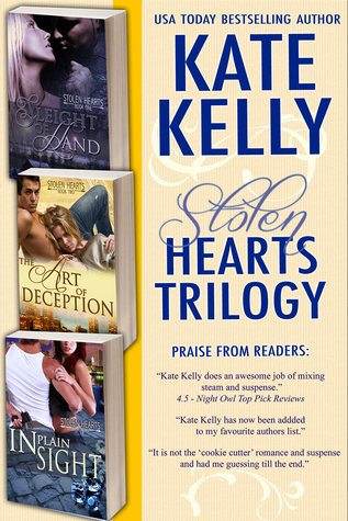 Stolen Hearts Trilogy  by  Kate  Kelly
